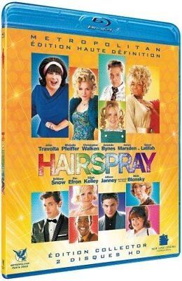 Hairspray Edition Collector 2 Disques - Blu Ray