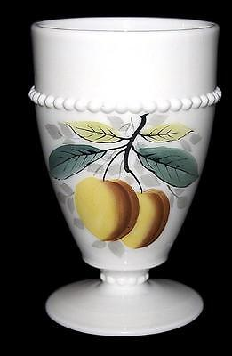 Westmoreland Beaded Edge with Fruit (Peach) Tumbler