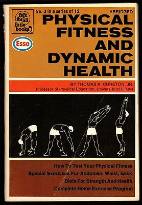 """Esso: PHYSICAL FITNESS AND DYNAMIC HEALTH, """"Free For All Little Books""""#3"""