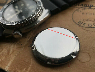 Sterile Seiko SKX007 Caseback replacement for any SKXX case