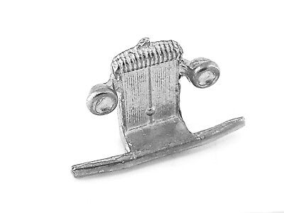 Dinky-Spares | Dinky 30c Daimler | Grille | White Metal