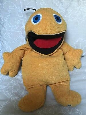 Zippy Plush Pyjama Case / Hot Water Bottle Cover From Rainbow