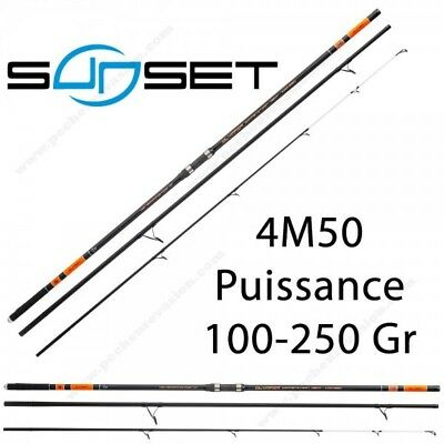 Canne Surf Sunset Olympia Power Compétition 450