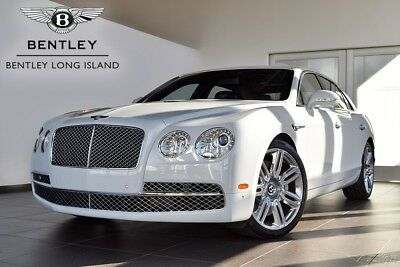 2016 Bentley Flying Spur W12 Offered for Sale by Long Island's Only Factory Authorized Bentley Dealer