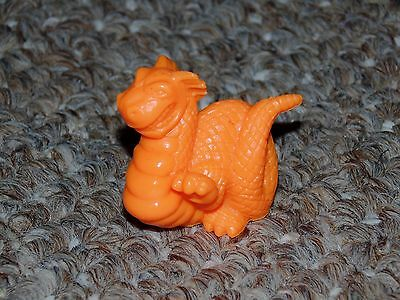 Monster in My Pocket Series 3 Orange Leviathan (# 73) Canadian Exclusive