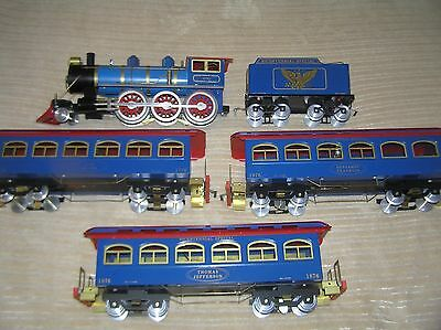 Standard Scale, Standard Lines Classic Model Trains 2-6-0 Bicentennial Special
