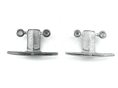 Dinky-Spares | Dinky 36c Humber Vogue | Grille | White Metal or Pewter