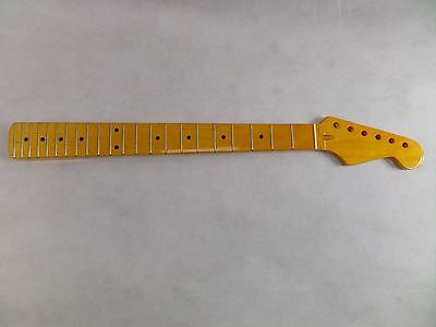 Guitar Neck for Strat Canadian Maple 22 Frets Stratocaster High Gloss Brand New