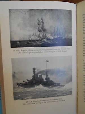 old 1952 WW1 ROYAL NAVY NAVAL PERSONAL ACCOUNT BOOK