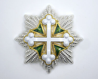 Order of Saint Maurice and Saint Lazarus(Grand Officer Class) Award
