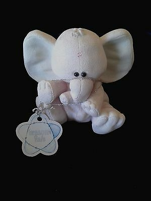 Treasured Pals Ornament - Nelly Birthday Elephant 26Th August***reduced ***