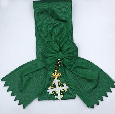 Grand Cross of the Order of Saint Maurice and Saint Lazarus Award