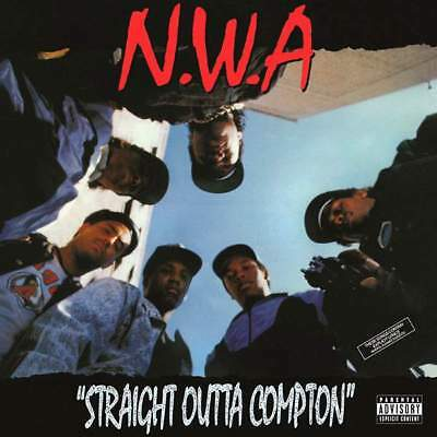 LP: N.W.A. - Straight Outta Compton - Ruthless Records - 0600753469958, Priority