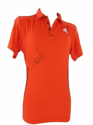 Ian Poulter Signed Golf Shirt + Photo Proof *see Poulter Sign This Exact Shirt*