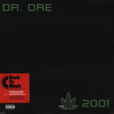 2 x LP: Dr. Dre - 2001 - Aftermath Entertainment - 0606949048617, Interscope Rec