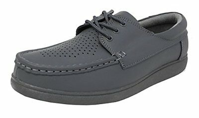 Men's DEK Leather Bowling Shoes - Laced,perforated - Sports , Comfortable