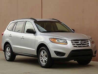 2011 Hyundai Santa Fe GLS 2011 HYUNDAI SANTA FE GLS 1 OWNER ACCIDENT FREE TX SUV CARFAX CERT! LOW MILEAGE