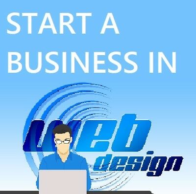 Start A Business In - WEB DESIGN