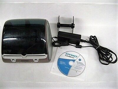 Dymo Twin Turbo (93085) LabelWriter Thermal Printer Parts and Disc