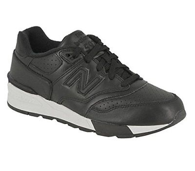 New Balance 597, Running Homme, Noir (Black), 44 EU