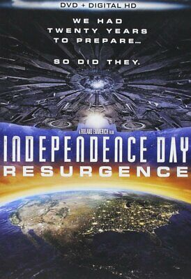 Independence Day: Resurgence (3D + 2D Blu-ray)