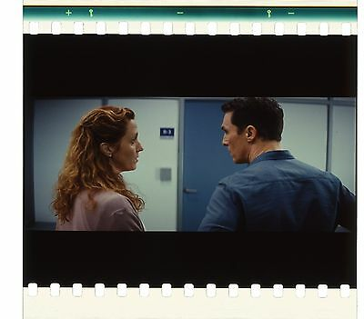 Interstellar 70mm IMAX Film Cell - Coop and Nurse on Cooper Station (355)