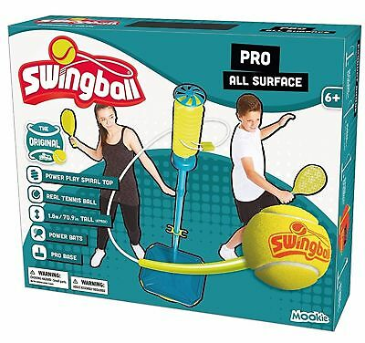 Mookie Swingball Pro Tennis Height Adjustable All Surface Pro Base  *New in Box*