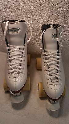 Riedell Outdoor Competitor 4L Roller Skates F117 Women's Size 6