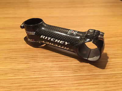 Ritchey WCS Carbon 4 Axis Road Stem 100mm, Cycling, Bikes, Road, 700c