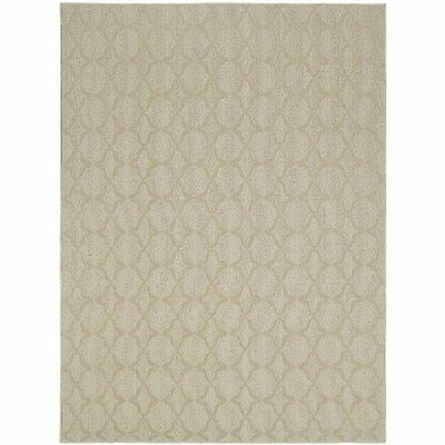 Sparta Area Rug, 7-Feet 6-Inch By 9-Feet 6-Inch, Tan NEW