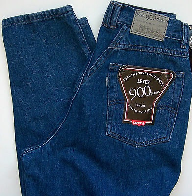 Vintage 80s 1989 LEVI'S JEANS Womens sz 13 New Old Stock