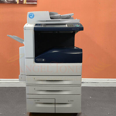 Xerox WorkCentre 7970i Color Laser Multifunction Copier Printer Scan Fax 70 ppm
