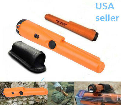 Auto Metal Detector  Pro Pointer AT Pinpointer Waterproof ProPointer & Holster