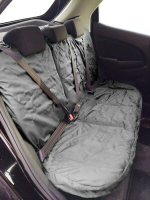 Audi A4 Car Rear Seat Protectors Covers Heavy Duty Waterproof Cover GREY