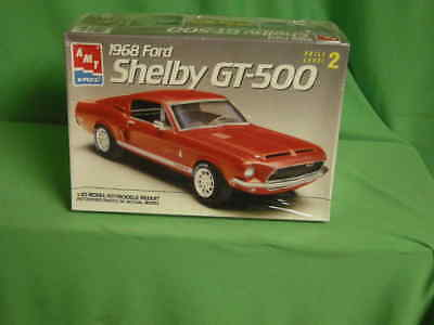 Amt 6541 Ford 1968 Shelby GT 500 Sealed