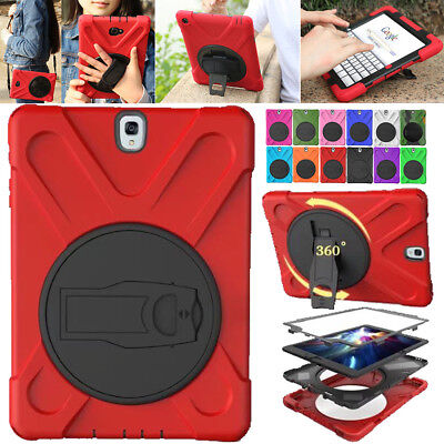"For Samsung Tab A S2 8"" 9.7"" 10.1"" Tablet Shockproof Heavy Duty Hard Case Cover"