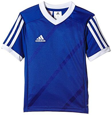 adidas Tabela 14 Maillot Homme Cobalt/Blanc FR : 128 cm (Taille Fabricant : 128