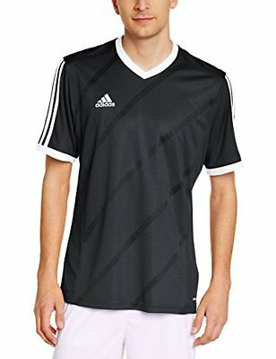 adidas F50269 Tabela 14 Maillot Noir/Blanc FR : 140 cm (Taille Fabricant : 140 c