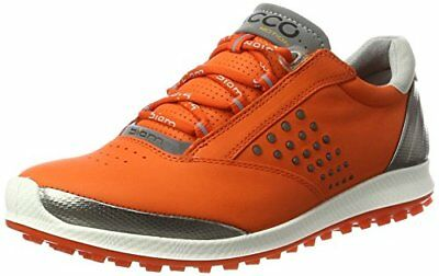 Ecco Women'S Biom Hybrid 2, Chaussures de Golf Femme, Orange (1604FIRE), 42 EU