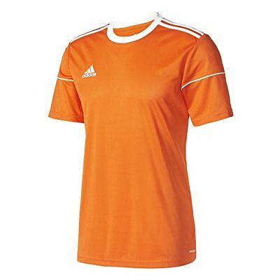 adidas Squad 17 JSY SS Maillot manches courtes pour homme, Orange (Naranj / Blan