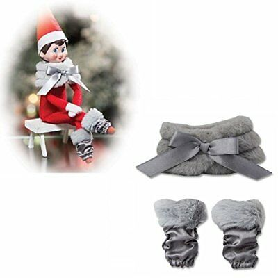 The Elf on the Shelf Claus Couture Classy Capelet Set