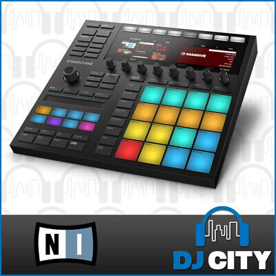 Native Instruments Maschine mk3 RGB Pad Controller w/ Software & Komplete Select