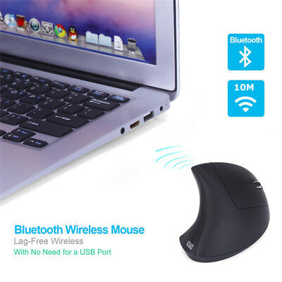 Bluetooth MODAO 3.0 DPI1600 Wireless Ergonomic Vertical Mouse for Office Games