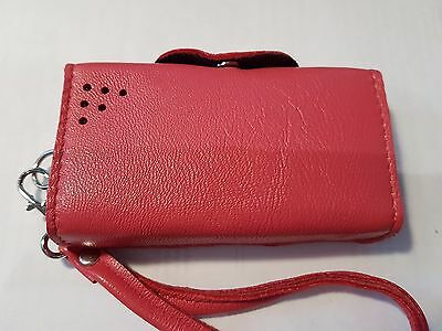 Genuine Leather Case for Dexcom Continuous glucose monitoring receiver G4/G5