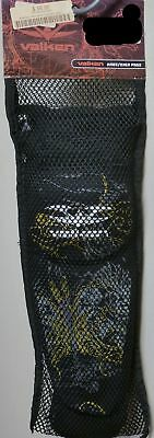 Valken Paintball Knee Shin Pads BLACK S NEW