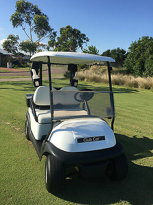 2015/ #NEW BATTERIES WARRANTY#Club Car Precedent  48V Electric Golf Cart Buggy