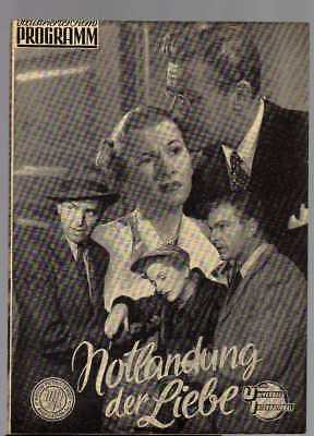 Notlandung In Liebe / Ifp 217 Wien / Joan Fontaine, James Stewart