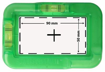 Power Point Mate Standard Series Spirit Level Stencil Template for GPO Cutouts