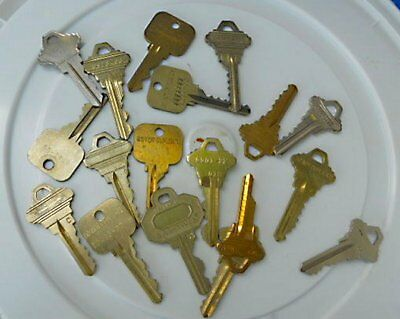 SCHLAGE bulk cut key blanks