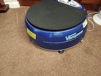 Vibro Power Plate Excellent Condition Hardly Used